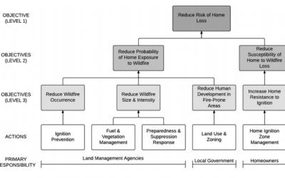 How risk management can prevent future wildfire disasters in the wildland-urban interface
