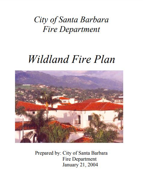 Wildland Fire Plan