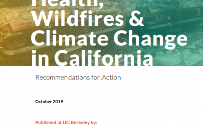 HEALTH, WILDFIRES, & CLIMATE CHANGE IN CALIFORNIA