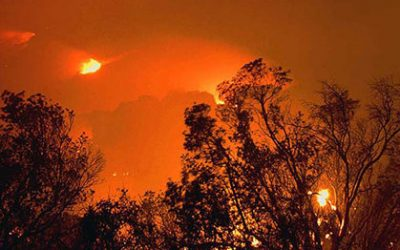 Fire History of Santa Barbara County
