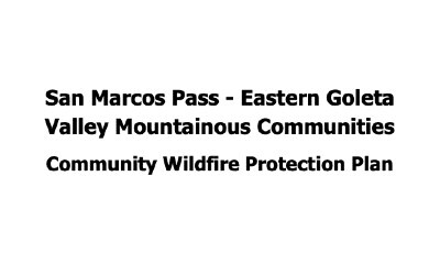 San Marcos Pass – Eastern Goleta Valley Mountainous Communities