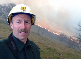 Featured Presentation: Los Padres National Forest Wildfire and Fire Management