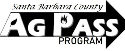 Santa Barbara County Ag Pass Program