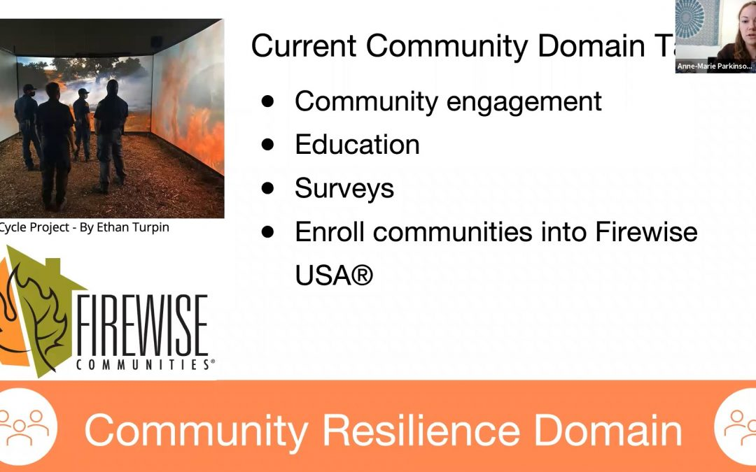 Featured Presentation: Regional Wildfire Mitigation Program